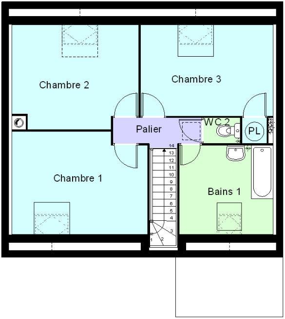 Plan de la maison for Site de plan de maison