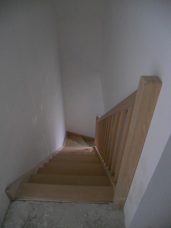 descente de l 39 escalier. Black Bedroom Furniture Sets. Home Design Ideas