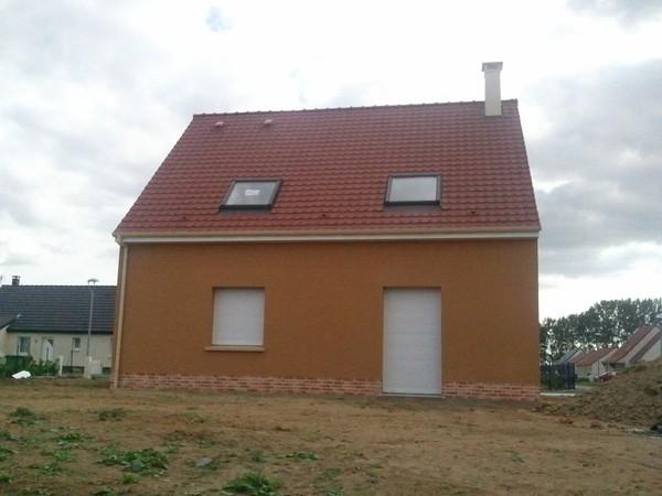 Fa ade for Construire maison kerbea